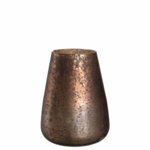 Leonardo Posto váza 17,8cm, barna