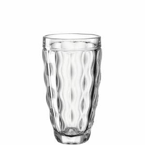 Leonardo Brindisi pohár üdítős 370ml színtelen