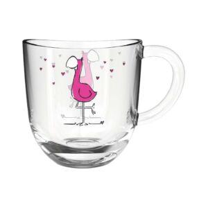 Leonardo Bambini csésze 280ml, Flamingó