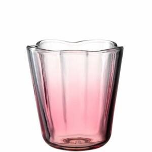Leonardo Arona hurrikán lámpa 16cm rózsaszín